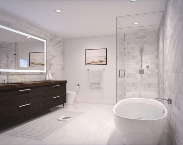 PG Bathroom